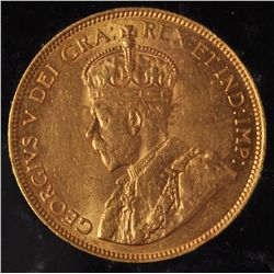 1914 $10 Gold