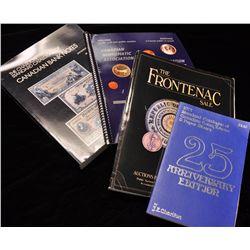 Lot of 4 Numismatic Literature