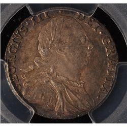 1787 British Shilling