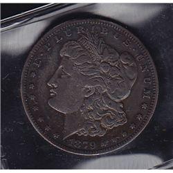 1879cc United States Silver Dollar