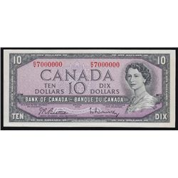 1954 Bank of Canada $10