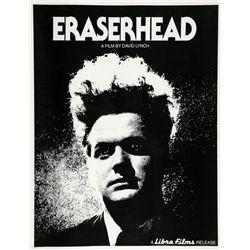 Vintage Eraserhead poster
