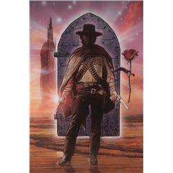 """""""The Gunslinger Dark Tower"""" Giclée from The Mist"""