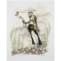 Limited Edition Giclée Printer Proof signed Gris Grimly