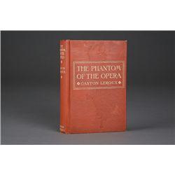 Original First Edition of The Phantom of the Opera
