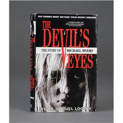 """Prop book """"The Devil's Eyes"""" from Rob Zombie's Halloween"""
