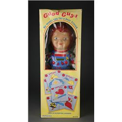 Original Good Guys box with Chucky Doll insert from Child's Play 2