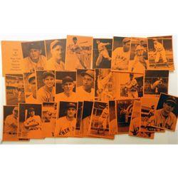 1974 TCMA 1936-37 N Y GIANTS
