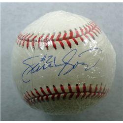 Sammy Sosa Autographed Baseball with Cert
