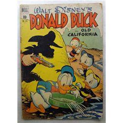 1951 WALT DISNEY Donald Duck Comic Book #328 Carl Banks Art