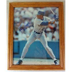 Ken Griffey Jr Autographed 8x10 Photo