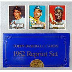 1952 Topps Reprint Set in Original Box Mint