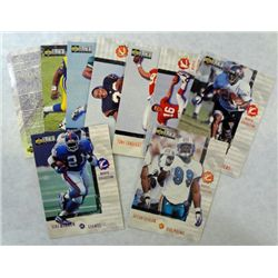 """6 Collectors Choice """"ROOKIE"""" Football Cards"""