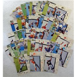 """56 Collectors Choice """"ROOKIE"""" Football Cards"""