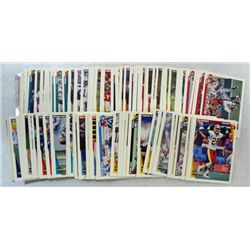 169 Collectors Choice Football Cards   Some Duplicates    MUST SEE!!!