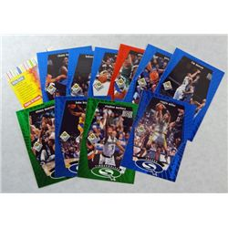 """10 Upper Deck Choice """"Stars"""" Basketball Cards   Too Many to List   MUST SEE!!"""