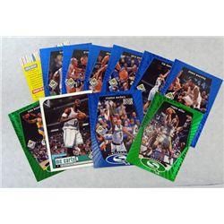 "9 Upper Deck Choice ""STARS"" Basketball Cards"