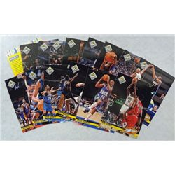 """14 Upper Deck Choice """"FLASH STARS"""" Basketball Cards   All Different   Many Stars"""