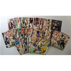 165 NFL Pro Set Platinum Football Cards     ALL DIFFERENT   MUST SEE!!!