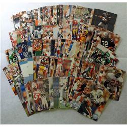 265 NFL PRO SET Platinum Football Cards