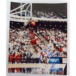 Michael Jordan Autograph Picture 8 x 10