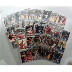 Set of 1996 Score Board Inc. Basketball Rookies including KOBE BRYANT.