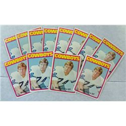 1972 Topps #145 tackle  BOB LILLY COWBOYS  6 EX or better and 6 NMNT/MNT