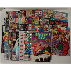 50-Comic Books features Fantastic Four, Superman , X-Men and more