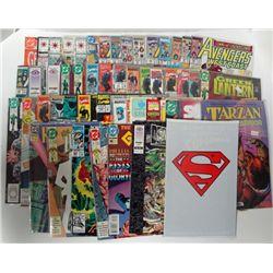 50-Comic Books Deathmate, The Last Issue of Guy Gardner, The Heckler plus