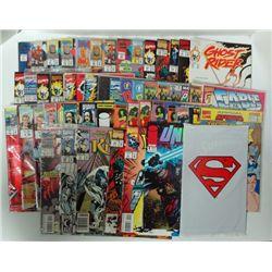 50-Comic Books, Great Mix, Union,Veron & Ghost Rider