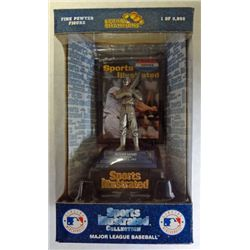 Roger Maris Sports Illustrated Cover Pewter Figure