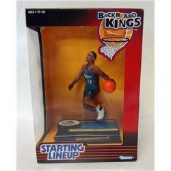 1997 Grant Hill Starting Line Up Backboard Kings figure, Detroit Pistons