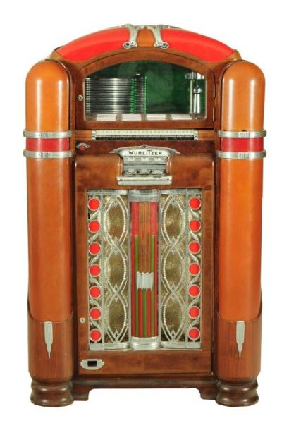 1940 Wurlitzer Model 800 Jukebox