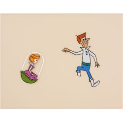 The Jetsons Original Animation Production Cels