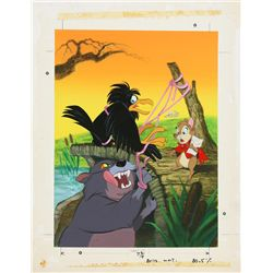 1982 The Secret of Nimh Frame-Tray Puzzle Artwork