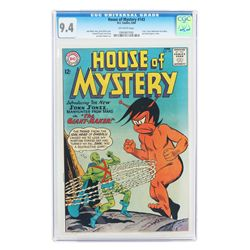 House of Mystery #143