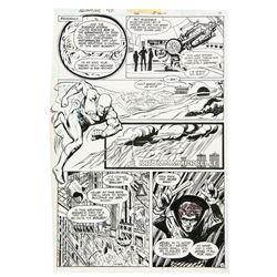 Adventure Comics #466 Page 12 original artwork