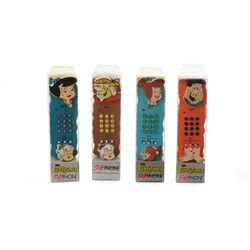 The Flintstones Four Phones Set