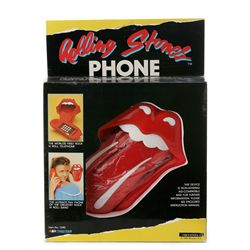 The Rolling Stones Phone, Mint in Box