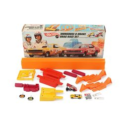 1970 Hot Wheels Snake & Mongoose Set