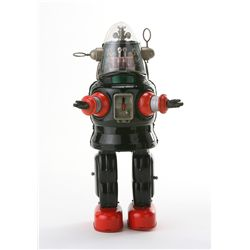 Vintage 1950s Showa Nomura Mechanized Robby the Robot from Forbidden Planet