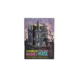 Aurora Addams Family Haunted House Model Kit Mint in Box