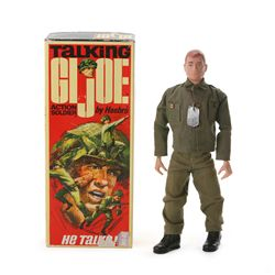 Vintage Talking G.I. Joe in Original Box