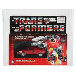 Hasbro Transformers Series 1 Car Sideswipe