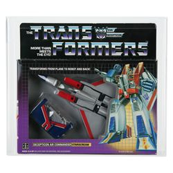 Hasbro Transformers Series 1 Jet Starscream