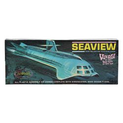 Vintage Voyage to the Bottom of the Sea Seaview Model Mint in Box