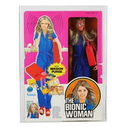 "The Bionic Woman Jaime Sommers 12"" Series"