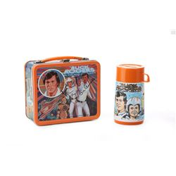 Buck Rogers Autographed Lunchbox