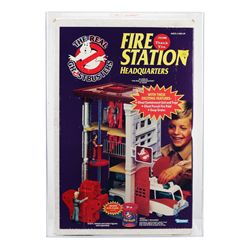Real Ghost Busters Fire Station