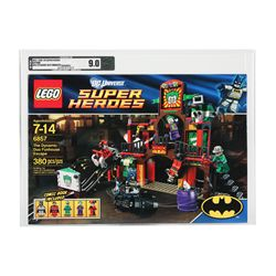 Lego Batman The Dynamic Duo Funhouse Escape